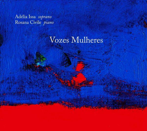 CD Vozes Mulheres é lançado nas plataformas digitais